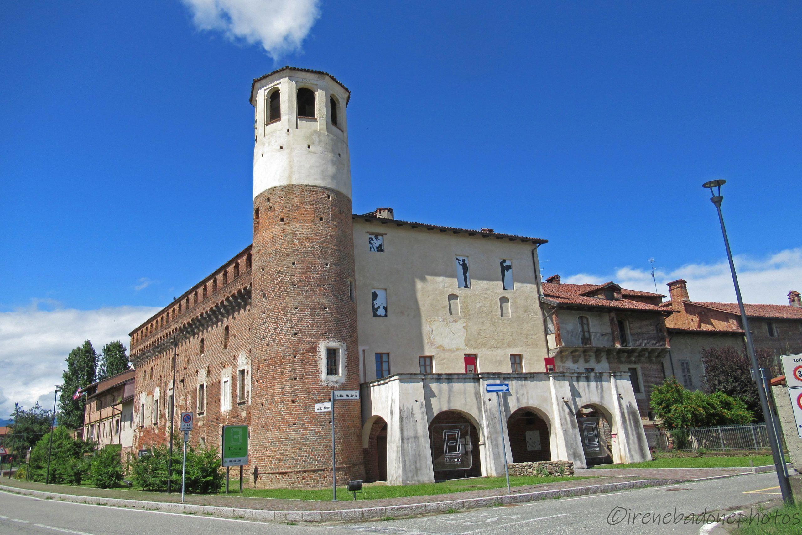 Il castello di Verrone e il Falseum