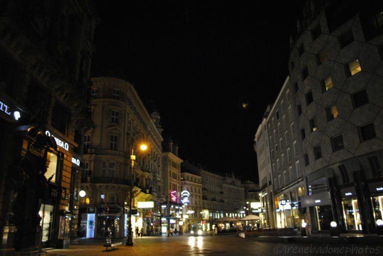 Visita notturna di Vienna